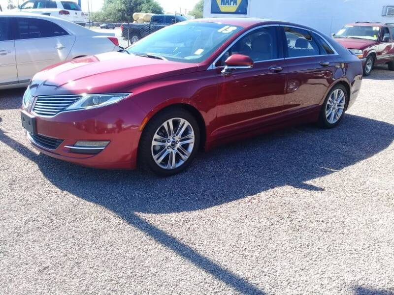 2013 Lincoln MKZ Hybrid for sale at 1ST AUTO & MARINE in Apache Junction AZ