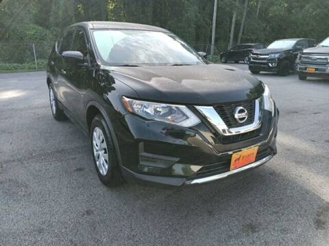 2017 Nissan Rogue for sale at Hardy Auto Resales in Dallas GA
