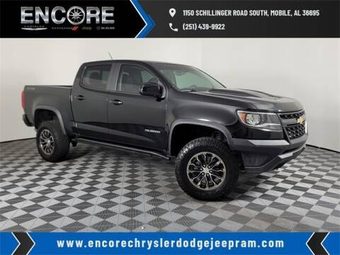 2018 Chevrolet Colorado for sale at PHIL SMITH AUTOMOTIVE GROUP - Encore Chrysler Dodge Jeep Ram in Mobile AL