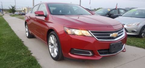 2015 Chevrolet Impala for sale at Wyss Auto in Oak Creek WI