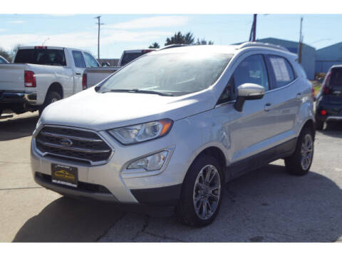 2019 Ford EcoSport for sale at Watson Auto Group in Fort Worth TX