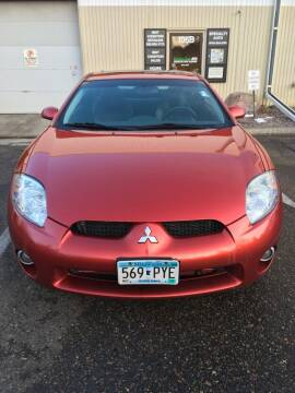 2008 Mitsubishi Eclipse for sale at Specialty Auto Wholesalers Inc in Eden Prairie MN