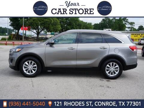 2016 Kia Sorento for sale at Your Car Store in Conroe TX