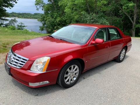 2008 Cadillac DTS for sale at Elite Pre-Owned Auto in Peabody MA