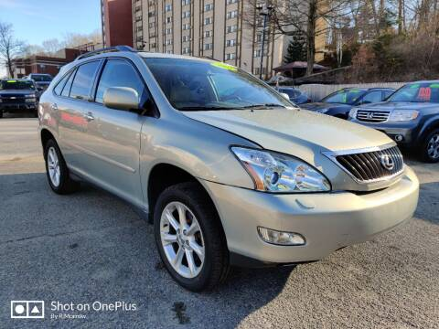 2009 Lexus RX 350 for sale at Porcelli Auto Sales in West Warwick RI