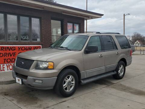 2003 Ford Expedition for sale at CARS4LESS AUTO SALES in Lincoln NE