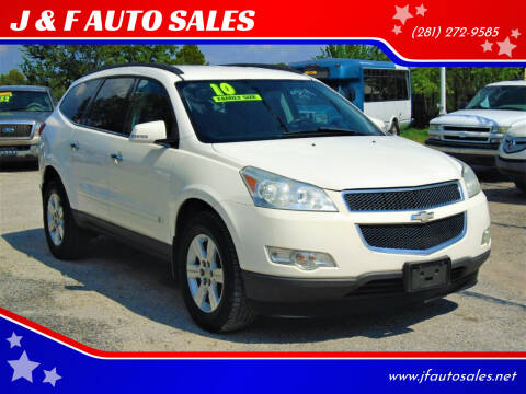 2010 Chevrolet Traverse for sale at J & F AUTO SALES in Houston TX