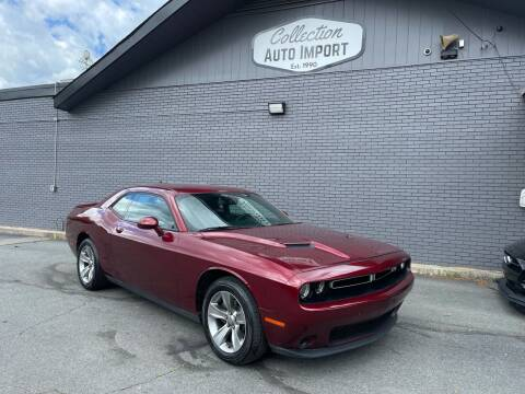 2019 Dodge Challenger for sale at Collection Auto Import in Charlotte NC