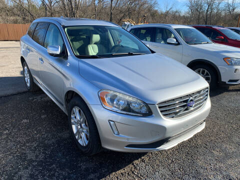 2015 Volvo XC60 for sale at Ol Mac Motors in Topeka KS