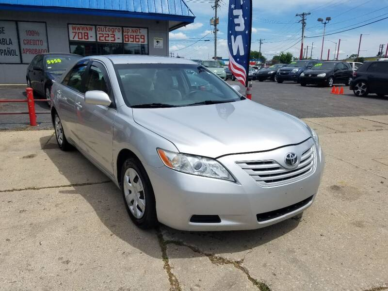 2008 Toyota Camry for sale at Nationwide Auto Group in Melrose Park IL