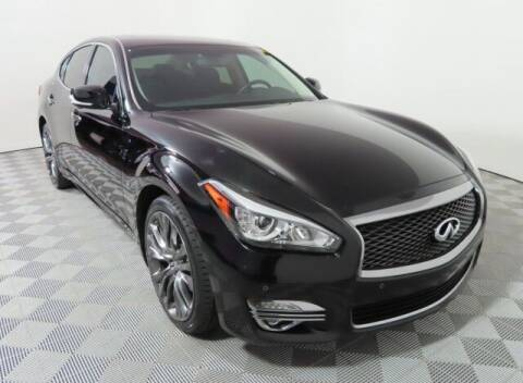2017 Infiniti Q70 for sale at Curry's Cars Powered by Autohouse - Auto House Scottsdale in Scottsdale AZ