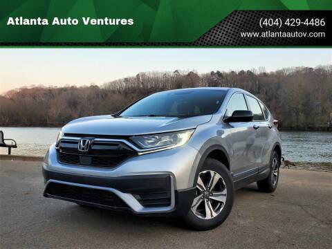 2020 Honda CR-V for sale at Atlanta Auto Ventures in Roswell GA