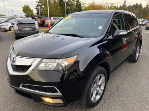 2012 Acura MDX for sale at Autos Only Burien in Burien WA