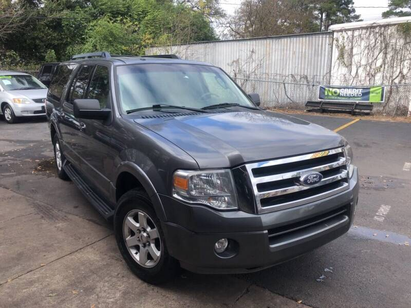 2010 Ford Expedition EL for sale at 4 Girls Auto Sales in Houston TX