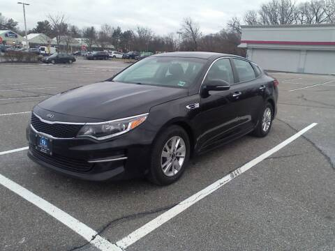 2018 Kia Optima for sale at B&B Auto LLC in Union NJ