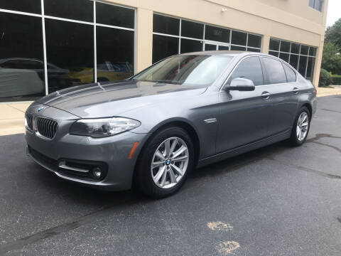 2015 BMW 5 Series for sale at European Performance in Raleigh NC