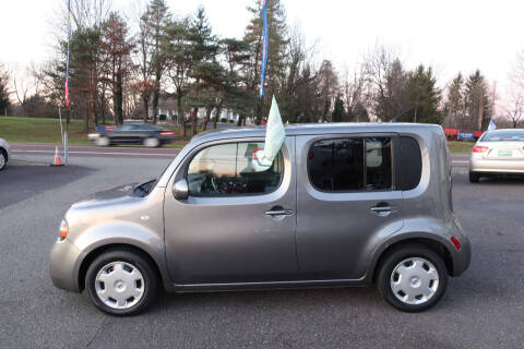 2010 Nissan cube for sale at GEG Automotive in Gilbertsville PA