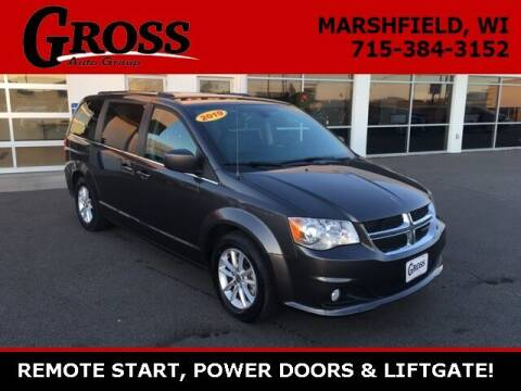 2019 Dodge Grand Caravan for sale at Gross Motors of Marshfield in Marshfield WI