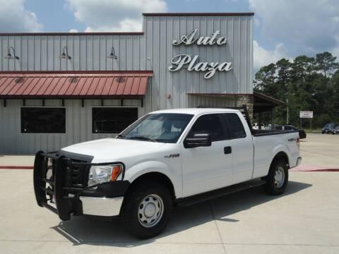 2012 Ford F-150 for sale at Grantz Auto Plaza LLC in Lumberton TX
