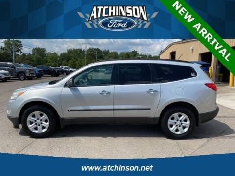 2009 Chevrolet Traverse for sale at Atchinson Ford Sales Inc in Belleville MI