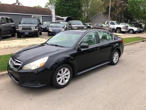 2011 Subaru Legacy for sale at CPM Motors Inc in Elgin IL