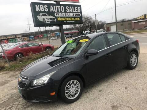 2011 Chevrolet Cruze for sale at KBS Auto Sales in Cincinnati OH