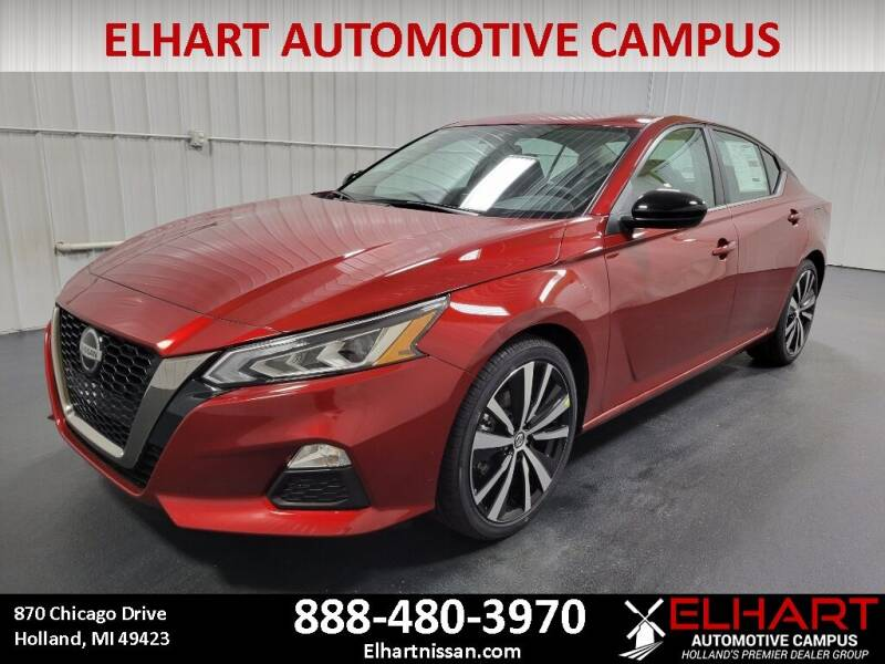 2021 Nissan Altima for sale in Holland, MI