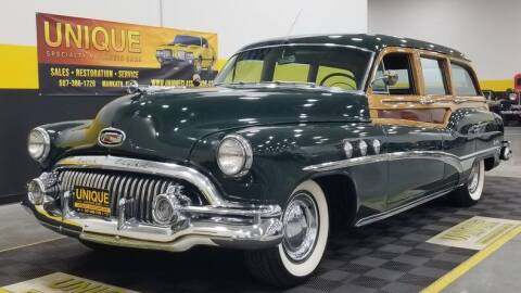 1951 Buick Super for sale at UNIQUE SPECIALTY & CLASSICS in Mankato MN