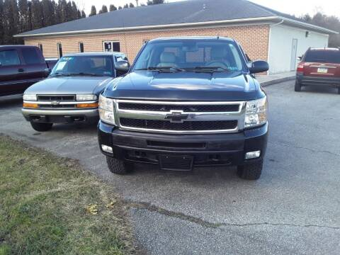 2010 Chevrolet Silverado 1500 for sale at Dun Rite Car Sales in Downingtown PA