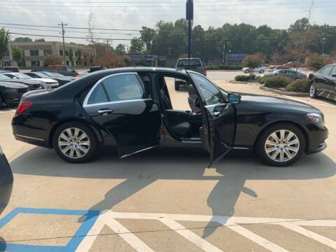 2014 Mercedes-Benz S-Class for sale at A & K Auto Sales in Mauldin SC
