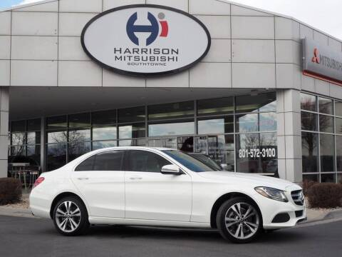 2018 Mercedes-Benz C-Class for sale at Harrison Imports in Sandy UT