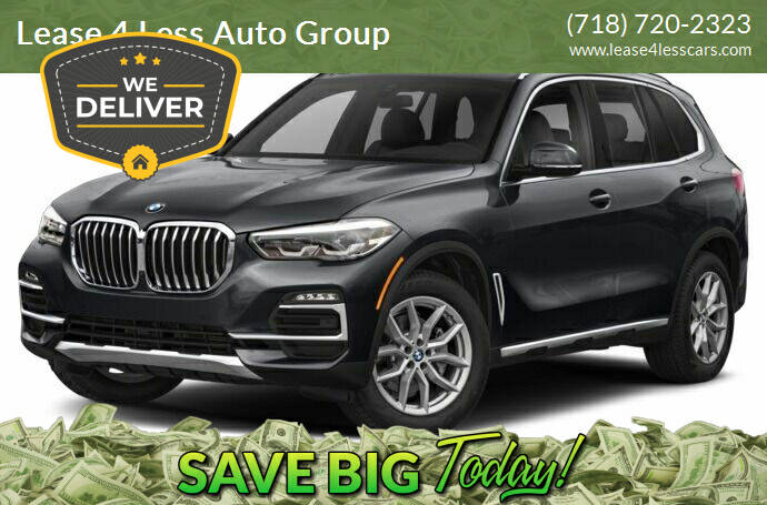 2021 BMW X5 for sale at Lease 4 Less Auto Group in Brooklyn NY