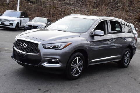2017 Infiniti QX60 for sale at Automall Collection in Peabody MA