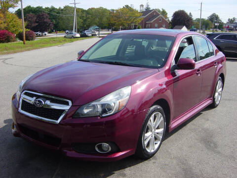 2014 Subaru Legacy for sale at North South Motorcars in Seabrook NH