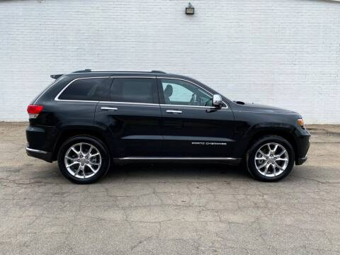 2014 Jeep Grand Cherokee for sale at Smart Chevrolet in Madison NC