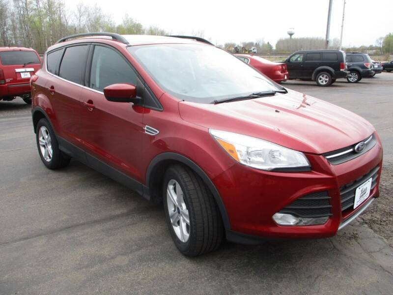 2015 Ford Escape for sale at KAISER AUTO SALES in Spencer WI