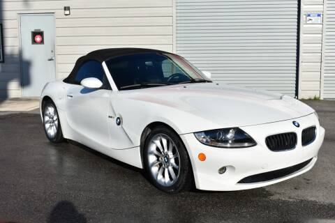 2005 BMW Z4 for sale at Mix Autos in Orlando FL