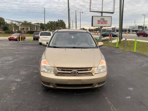 2009 Kia Sedona for sale at King Auto Deals in Longwood FL