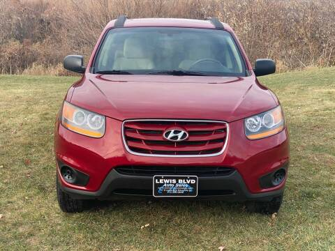 2011 Hyundai Santa Fe for sale at Lewis Blvd Auto Sales in Sioux City IA