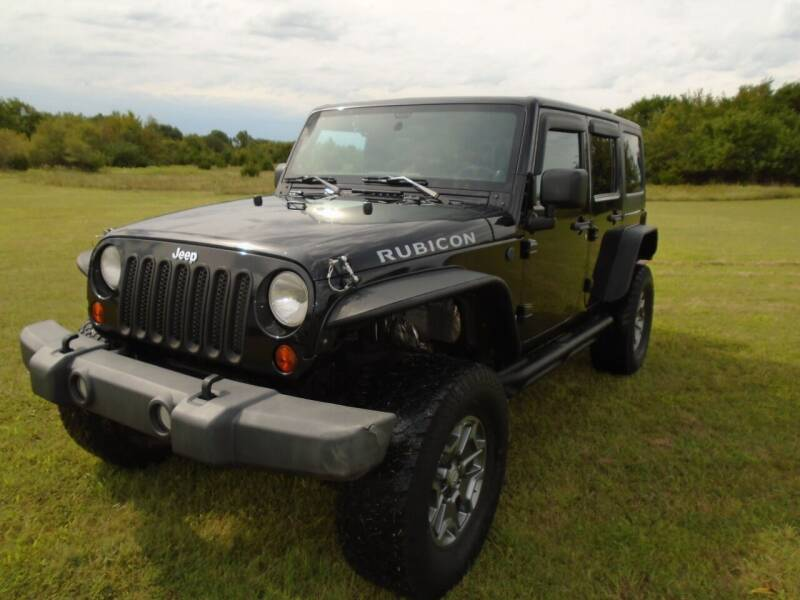 2011 Jeep Wrangler Unlimited for sale at FAIRWAY AUTO SALES in Augusta KS