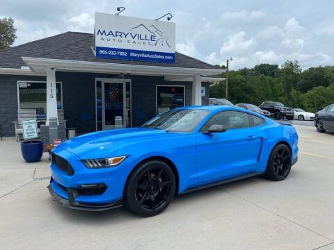 2017 Ford Mustang for sale at Maryville Auto Sales in Maryville TN