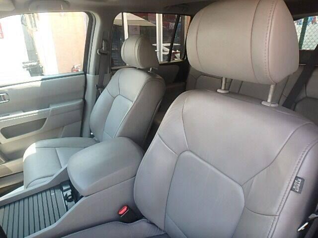 2013 Honda Pilot 4x4 EX-L 4dr SUV w/DVD - Bronx NY