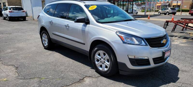 2017 Chevrolet Traverse for sale at Absolute Motors in Hammond IN