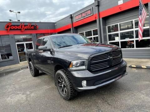 2017 RAM Ram Pickup 1500 for sale at Goodfella's  Motor Company in Tacoma WA