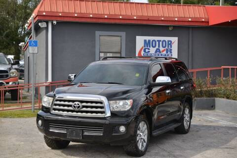 2011 Toyota Sequoia for sale at Motor Car Concepts II - Kirkman Location in Orlando FL