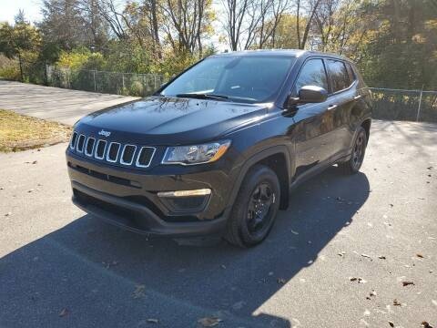 2020 Jeep Compass for sale at Ace Auto in Jordan MN