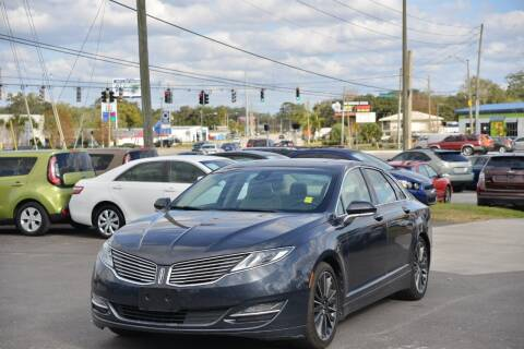 2013 Lincoln MKZ Hybrid for sale at Motor Car Concepts II - Kirkman Location in Orlando FL