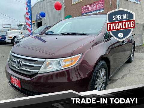 2012 Honda Odyssey for sale at Carlider USA in Everett MA