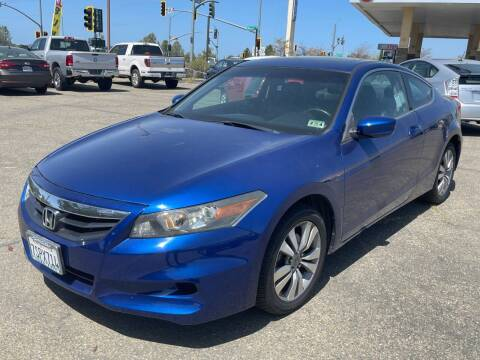 2011 Honda Accord for sale at Deruelle's Auto Sales in Shingle Springs CA