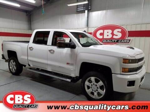 2019 Chevrolet Silverado 2500HD for sale at CBS Quality Cars in Durham NC